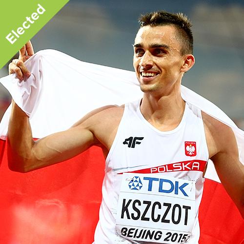Adam Kszczot (Poland)